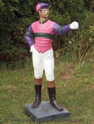 Tall Jockey #7809.3