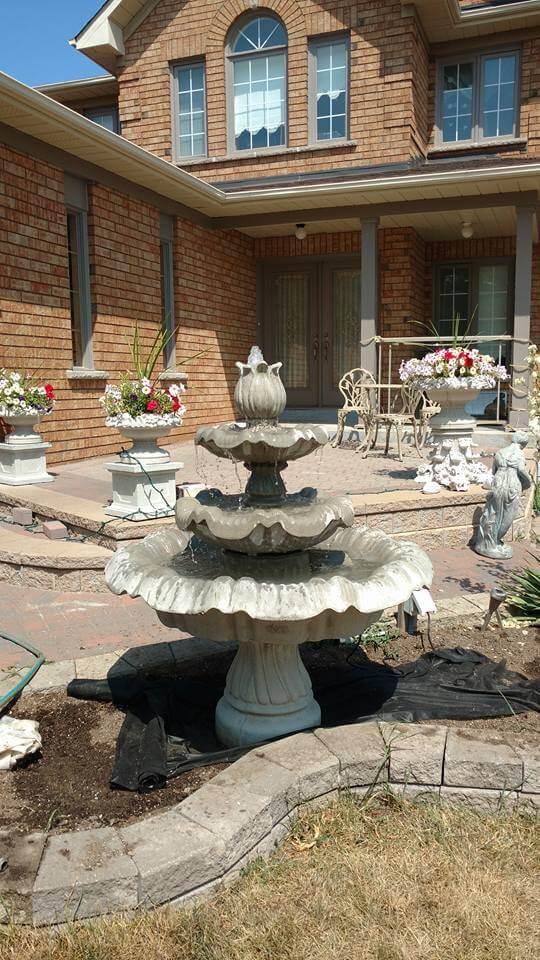 fountain #3503