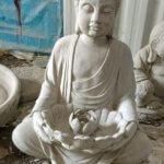 "24""Lotus Buddha #7420.L"